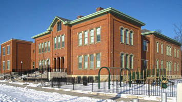 Wausau Contributes to Ohio Elementary School's Historic Transformation and LEED Silver Certification