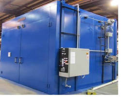 Wisconsin Oven Ships Walk-In Batch Oven to Industrial Transformer Supplier