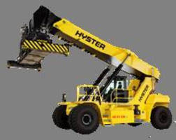 Hyster Receives GOOD DESIGN(TM) Award for Efficiency and Productivity Enhancing Tier 4 Final ReachStacker