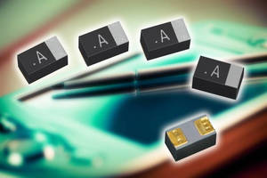 AVX Reduces the ESR of its F38 Series Miniature Polymer Tantalum Capacitors