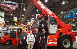 Manitou Americas Welcomes Western Pacific Crane and Equipment to the Manitou Dealer Network