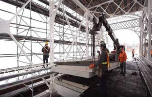 FiberSPAN Wins Bid over Fiberglass Wood Decking for Ottawa's Historic Minto Bridges East and Center