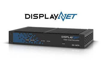 DVIGear's DisplayNet(TM) Wins Best of Show Award at ISE 2016