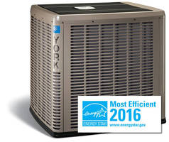 York Affinity Air Conditioners and Heat Pumps Designated ENERGY STAR Most Efficient 2016