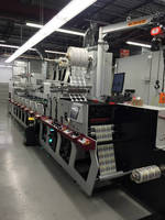 Custom Labels Invests in Mark Andy Performance Series P5 Press