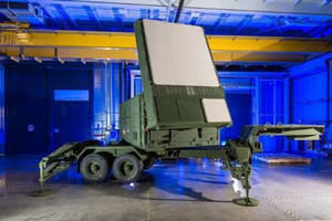Raytheon to Display Groundbreaking New Patriot Radar at the Winter Association of the United States Army Trade Show