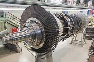 Siemens Selected as Technology Partner for Natural Gas-fueled Power Plant in the US