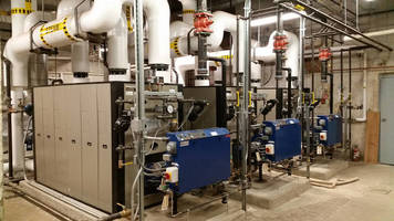 Boilers' Modulating Burners Spark Energy Efficiencies, Lower Heating Costs for Massachusetts School