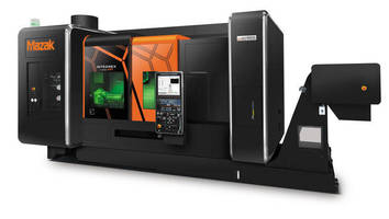 Mazak Presents its HYBRID Approach to Additive Manufacturing at RAPID