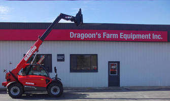 Manitou Americas Welcomes Dragoon's Farm Equipment, Inc.to the Manitou Dealer Network
