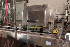 Guardian Protective Devices Relies on SST Checkweigher from Mettler-Toledo Hi-Speed