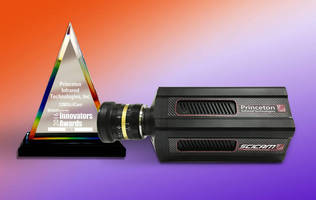 Princeton Infrared Technologies Honored by Vision Systems Design 2016 Innovators Program