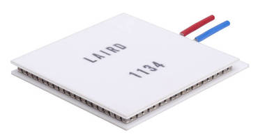 Laird's UltraTEC Thermoelectric Modules Achieve Higher Heat Flux Densities for Cooling Industrial Lasers