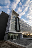 MSU's New Bio Engineering Facility Features Tubelite Curtainwall Finished by Linetec in Valspar's Fluropon Coatings