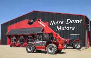 Manitou Americas Welcomes Notre Dame Motors Ltd to the Manitou Dealer Network
