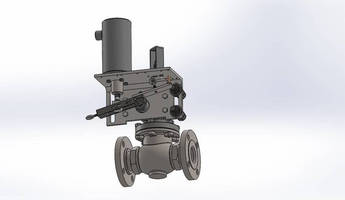 Clark Cooper Solenoid Operated Rotary Valves Receive Shock and Vibration Certification Per MIL-STD-901D and MIL-STD-167-1