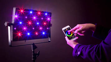 Zylight Highlights Advanced Wireless Control, Flexible LED Lights at Cine Gear Expo 2016