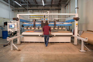 Toymaker YOXO® Doubles Productivity with Jet Edge Waterjet Shuttle System