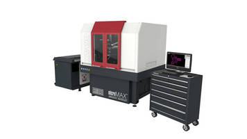 OMAX Highlights the Next Generation of Micromachining at IMTS 2016