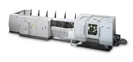 BLM Group USA to Feature End-Machining Center and Automatic Sawing Machine at IMTS 2016
