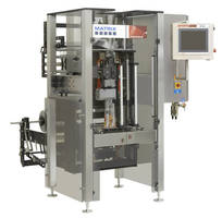 Matrix Offers a Convenient One-Stop Destination at United Fresh 2016 for Bag, Pouch, and Stickpack Packaging Machines