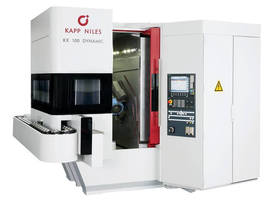 KAPP NILES Demonstrates Mass Production Gear Grinding Solution, and Unveils a New Metrology Machine at the IMTS