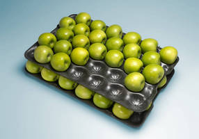 Foam Apple Trays Improve Protection, Reduce Pack Times