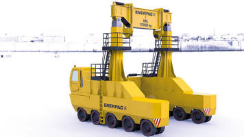 Holtec International Selects Enerpac to Build Vertical Cask Transporter