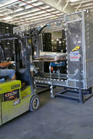 Metal Finishing Company Replaces Manual Pallet Wrapping with Orbital Wrapper and Cuts Labor Costs, Saves Material