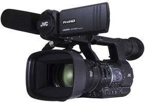 JVC Demonstrates New Prohd Camera with Built-In IFB, Plus Streaming and Fiber Options at Tab 2016