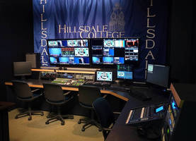 Hillsdale Covers Campus Sports, National Seminars with Broadcast Pix Integrated Production Switchers