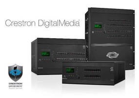Crestron DigitalMedia(TM) Matrix Switchers Receive Joint Interoperability Test Command (JITC) Certification