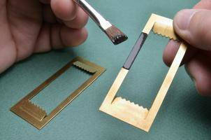 Two Part, Nickel Conductive Epoxy Meets NASA Low Outgassing Specifications