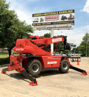 Manitou Welcomes Briggs Equipment, Inc. to the Manitou Dealer Network