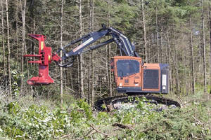 Pioneer Equipment Company Named Dealer for Barko Hydraulics Forestry Equipment