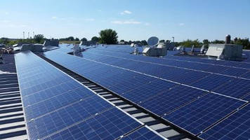 ET Solar Powers Largest ACPV Project in USA
