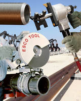 Pipe Saws & Bevelers Cut & Prep Any Pipe Size & Material