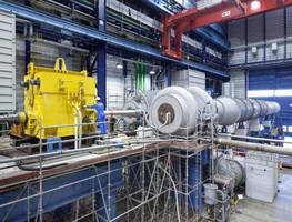 Siemens Manufactures Largest Geared Compressor Rotor in the World