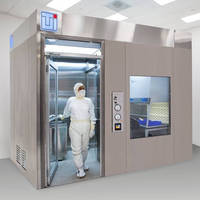 Stainless Steel USP 797 and USP 800 Cleanrooms