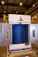 Wisconsin Oven Ships Custom Spiral Conveyor Oven