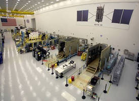 U.S. Air Force Awards Lockheed Martin $395 Million Contract for GPS III Satellites 9 and 10