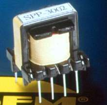 Switchmode Transformer suits AC-DC converter applications.