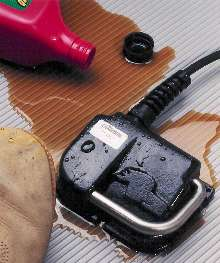Sealed Foot Switch suits dirty/oily/wet environments.