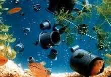 Plastic Bearings suit underwater applications.