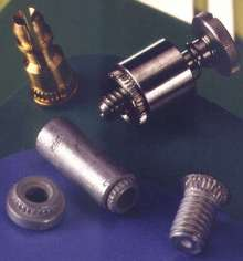 Broaching Fasteners suit component assembly applications.