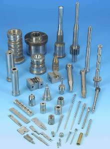 Die and Mold Components are custom-manufactured.