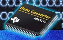 Analog-to-Digital Converters include serial LVDS interface.