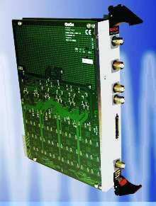 Digitizers offer up to 2 GB on-board acquisition memory.