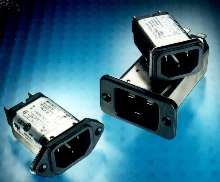 Filtered Power-Entry Modules handle up to 20 A.