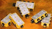 Junction Box suits industrial control system applications.